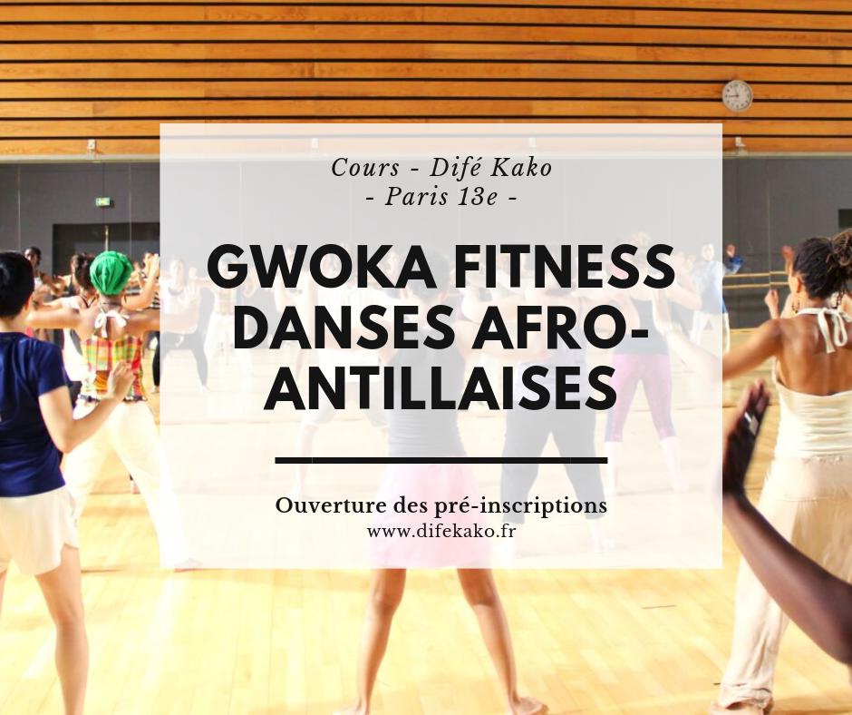 cours de danse - difé kako - paris 13 -